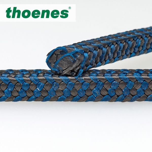 thoenes® P638 - Polyimid-PTFE-Grafit-Packung