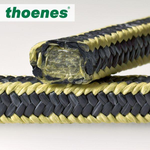 thoenes® P645 – Aramid-PTFE-Grafit-Packung