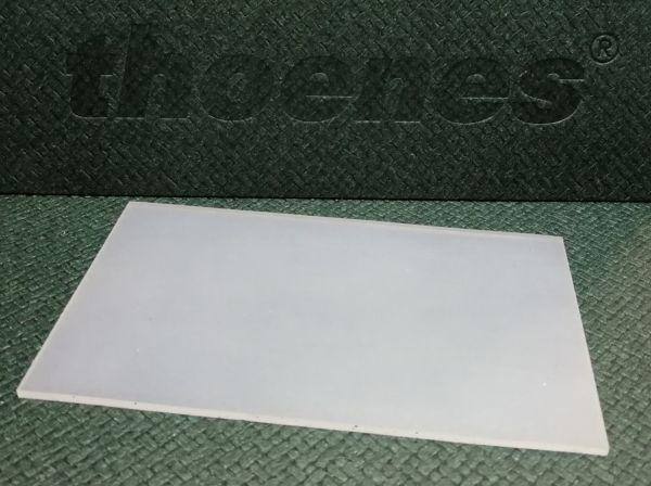 thoenes® Silikon transparent Flachdichtungsmaterial