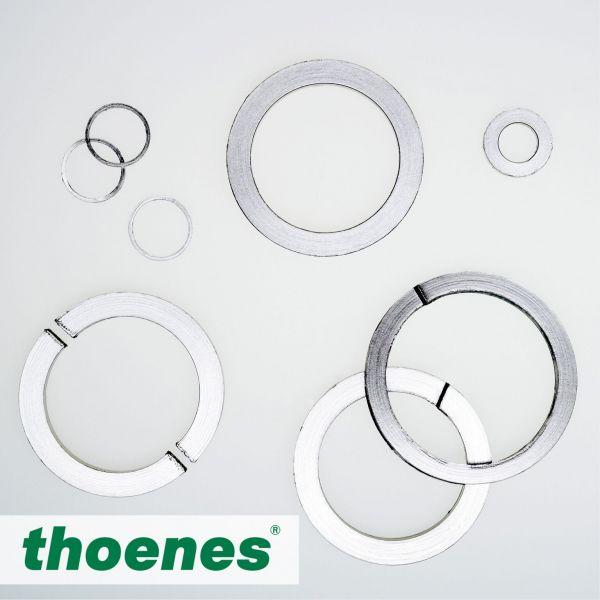 thoenes® Reingraphitringe