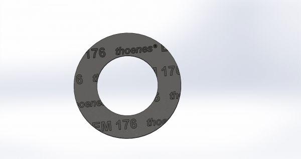thoenes® EM176 Flachdichtungsmaterial