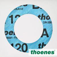 thoenes® BA120 gasket material